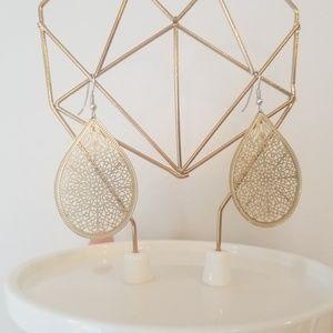 Premier Design Gold earings